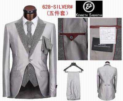 costume Kenneth Samantha homme marque solde 5e86232870f