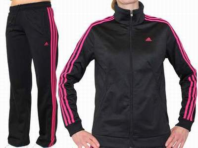 survetement adidas femme rouge et blanc 3cfbc54be58
